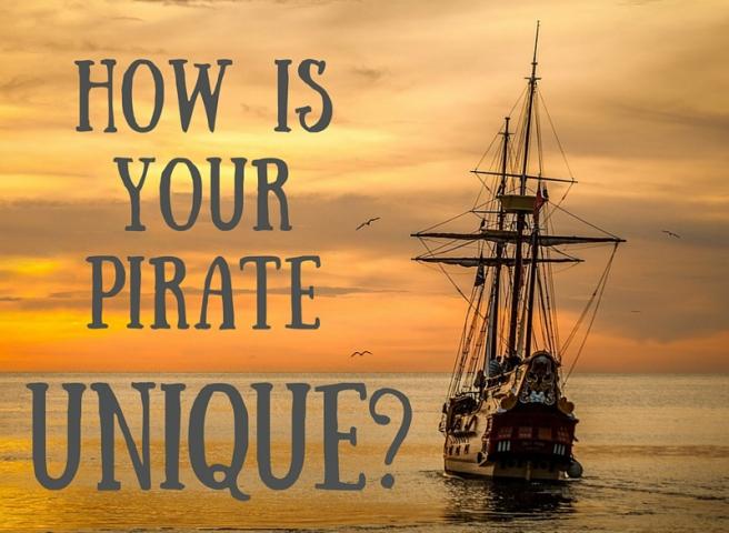 Unique Pirate