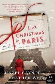 last xmas in paris