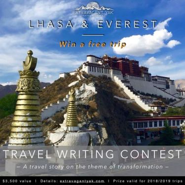 Extravagant Yak Travel Contest 2