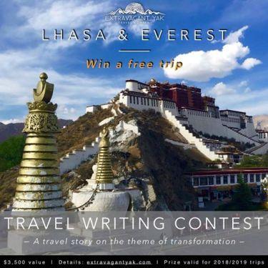 Extravagant Yak Travel Contest 2