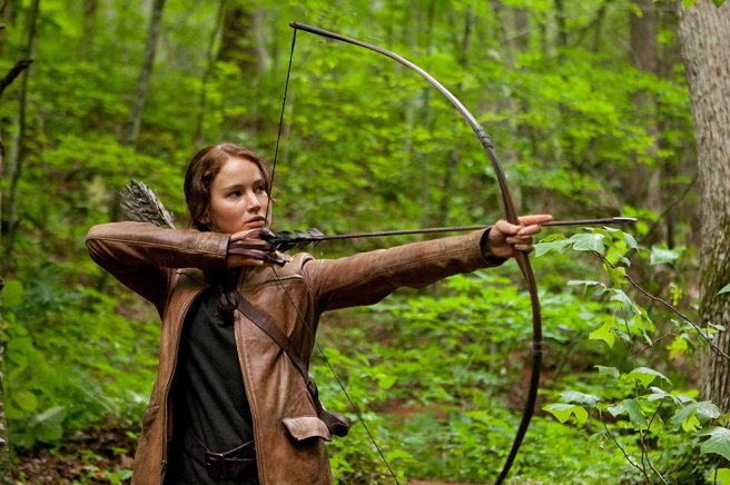 Katniss Blog Post - Credit- Lionsgate