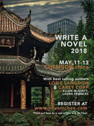 Write a Novel 2018 Nova