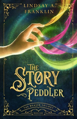 The Story Peddler Cover resized